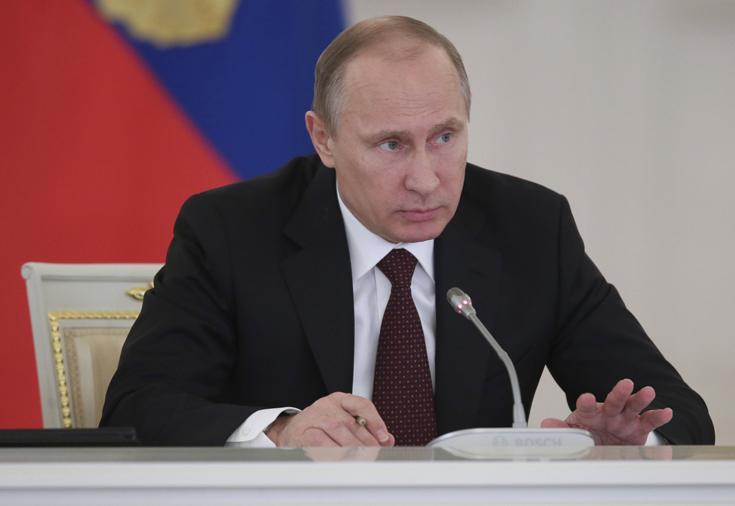 Putin: Koşulsuz önceliğimiz, Suriyede terörizmin bitirilmesi 73